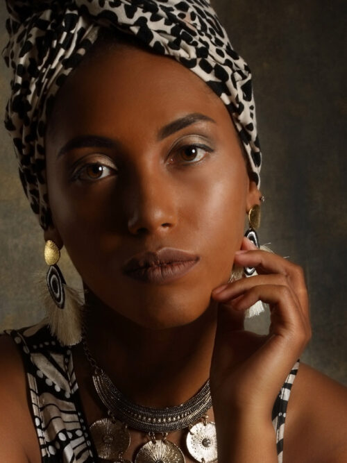 Indossare l'Africa con i tessuti africani di CLOY