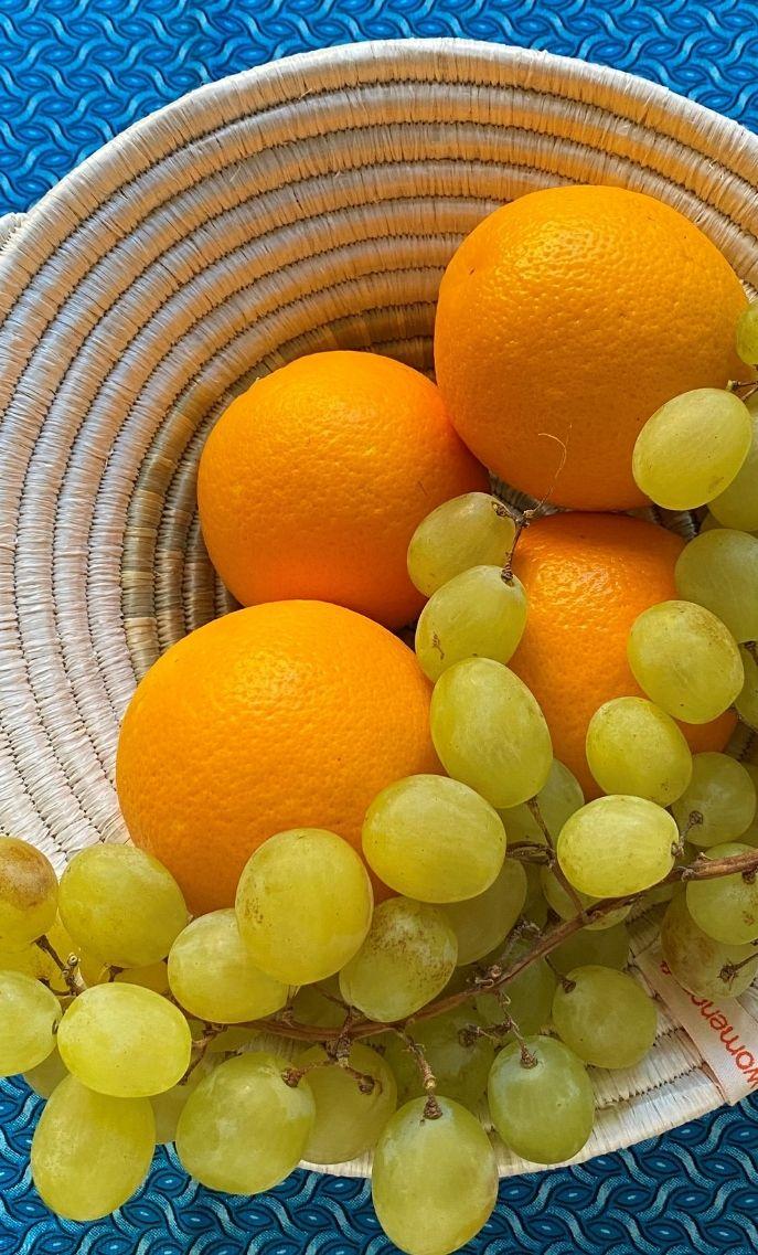 porta frutta white 3